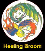 Healing Broom